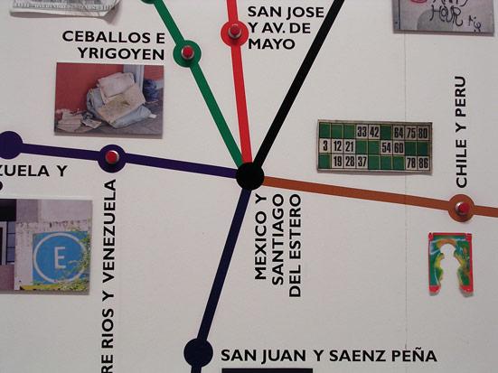 02 - Buenos Aires Tour - Instalacion 2003 - Cruces y encuentros 02