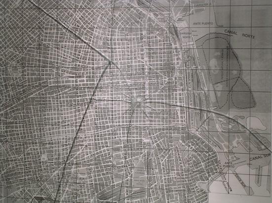 03 - Buenos Aires Tour - Instalacion 2003 - Mapa 02