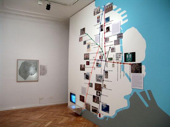 01 - Buenos Aires Tour - Instalacion - Dimesiones variables vista gral.2003